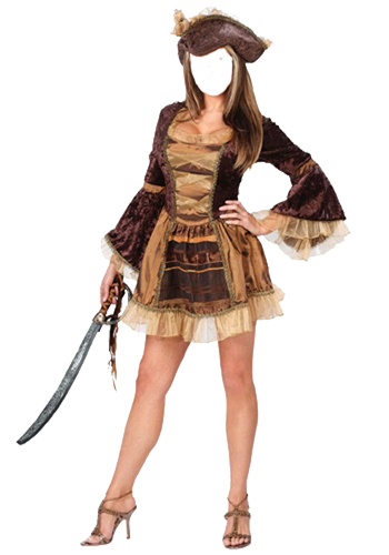 disfraz pirata para halloween