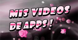 videos de apps